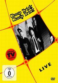 Cover Cheap Trick - Live [DVD]